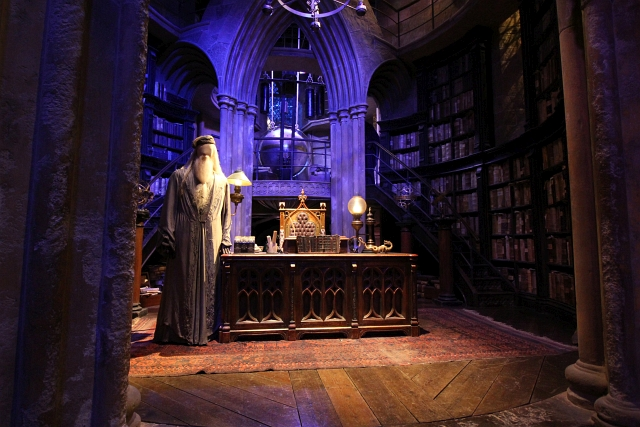 Harry Potter Studio Dumbledoor Offic
