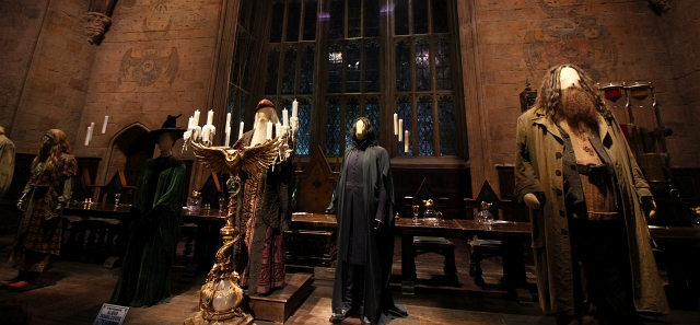 Harry Potter Studio Grand Hall Main