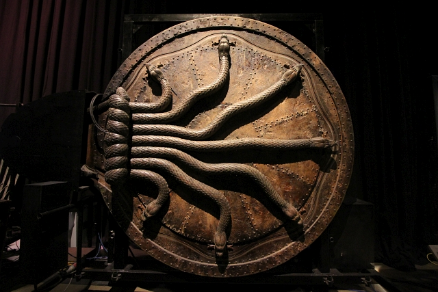 Harry Potter Studio Snake Door