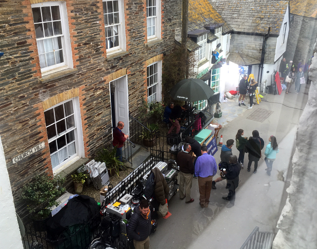 Port Isaac Doc Martin Filming