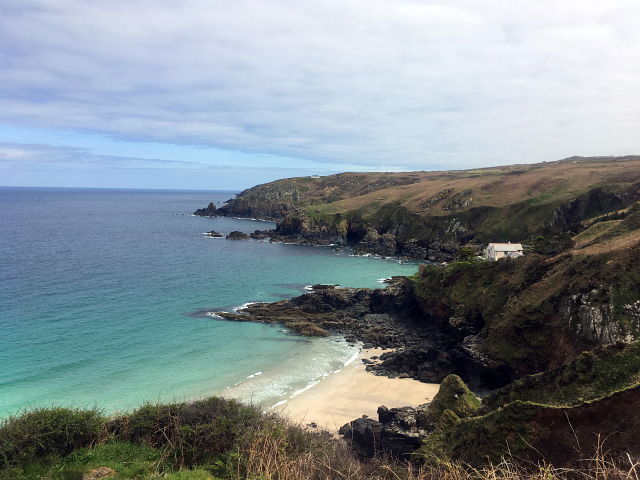 Portheras Cove Pendeen