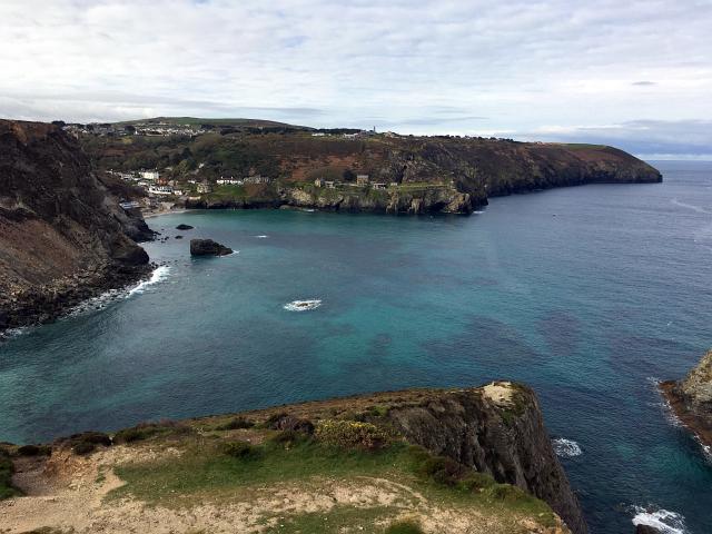 St Agnes Trevaunce Cove