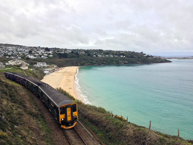 Walking the Coast Path of Cornwall – Day Five: Perranporth – St Ives