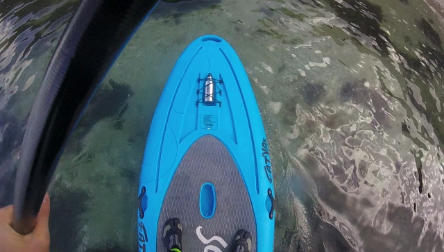 Fatyak Stand Up Paddle Board Samos