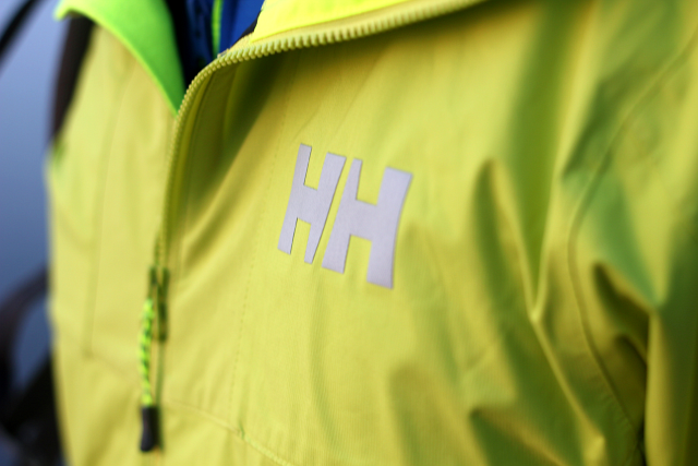 Helly Hansen Jacket Logo Zip VANIR LOGR JACKET
