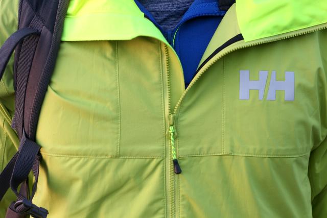 Helly Hansen Jacket Zip VANIR LOGR JACKET