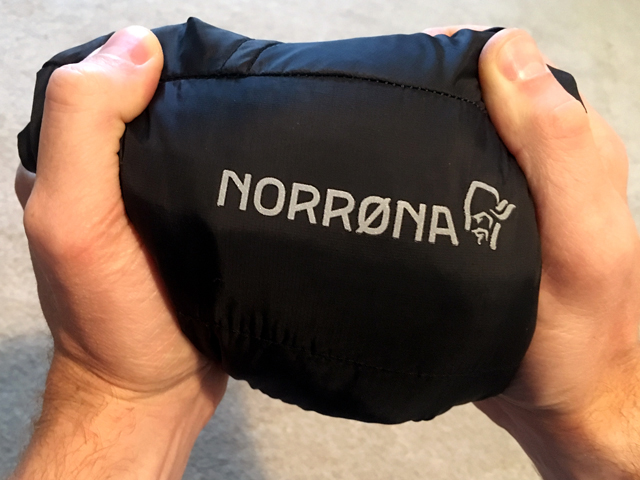 Norrona Light Weight Jacket Pack Down