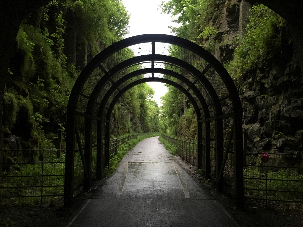 Monsal Trail Tunnel