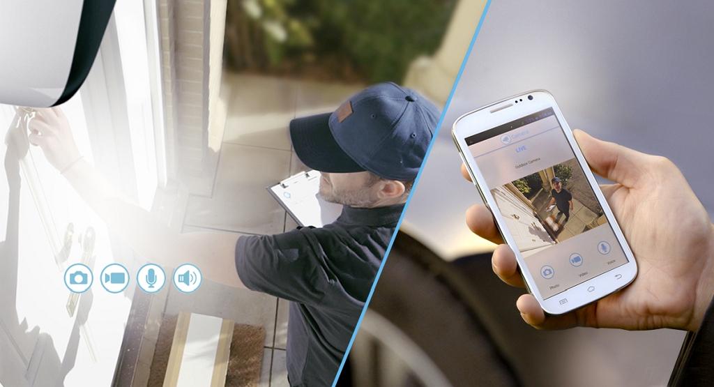 Panasonic Smart Camera App
