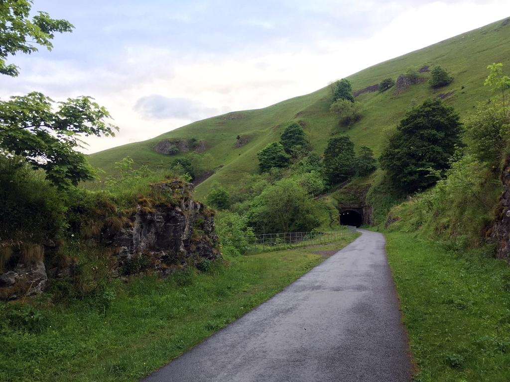 Tunnel Monsal Trail