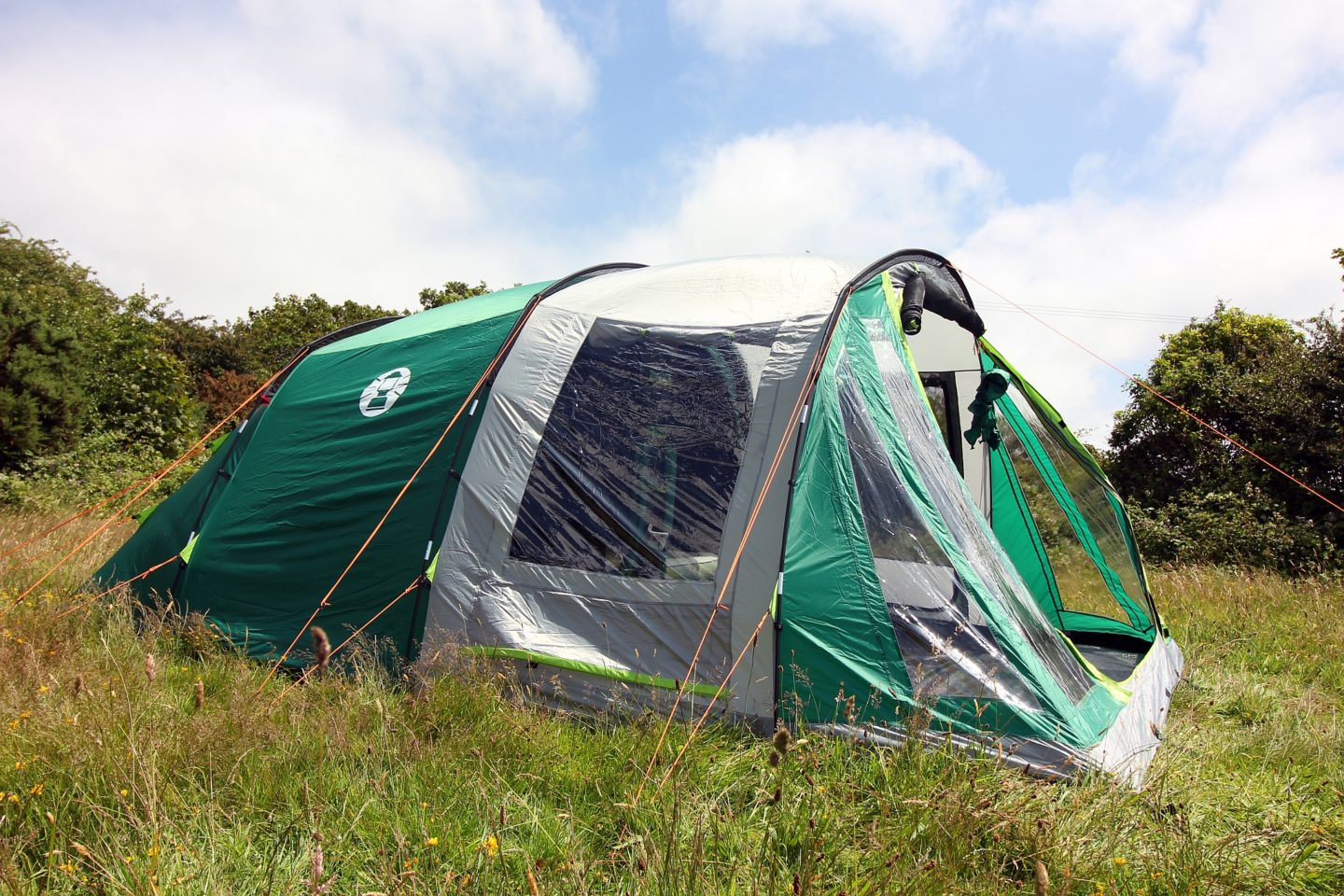 Coleman Rocky Mountain 5 Tent Review and More