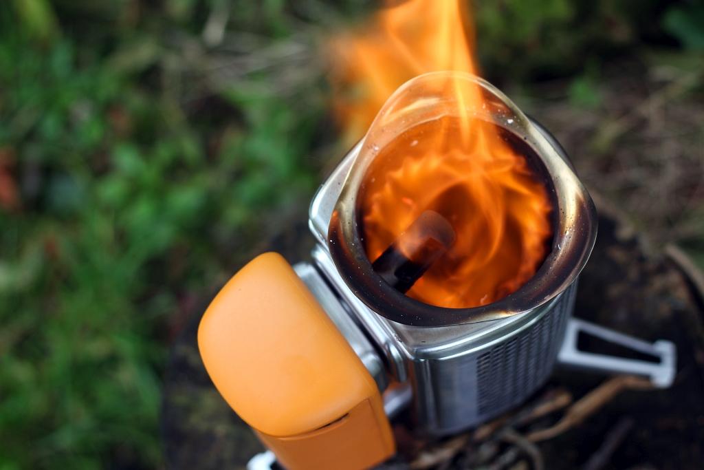 BioLite Campstove 2 Flame