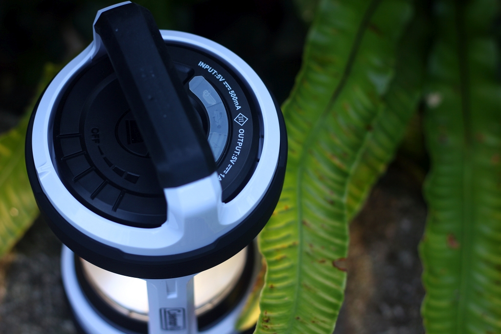 Coleman Twist 300+ Lantern Review