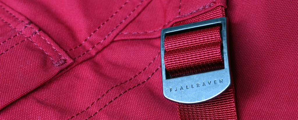 Fjallraven Splitpack Buckle