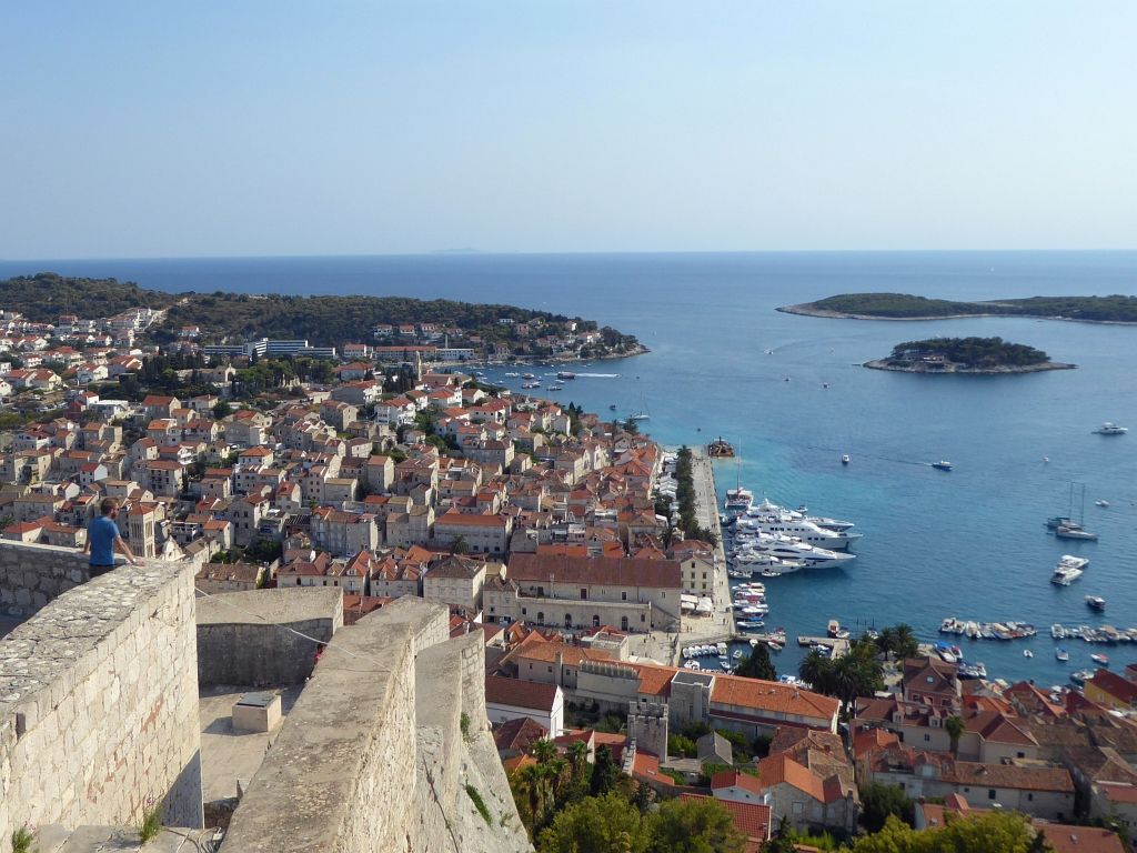 Hvar Fort View
