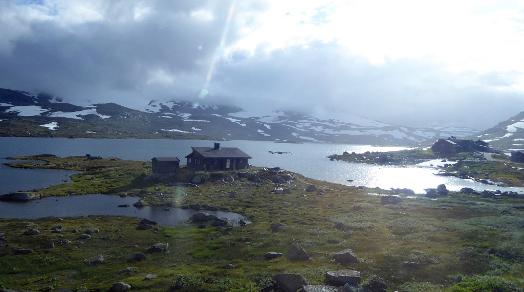 Oslo Train Mountain Hut
