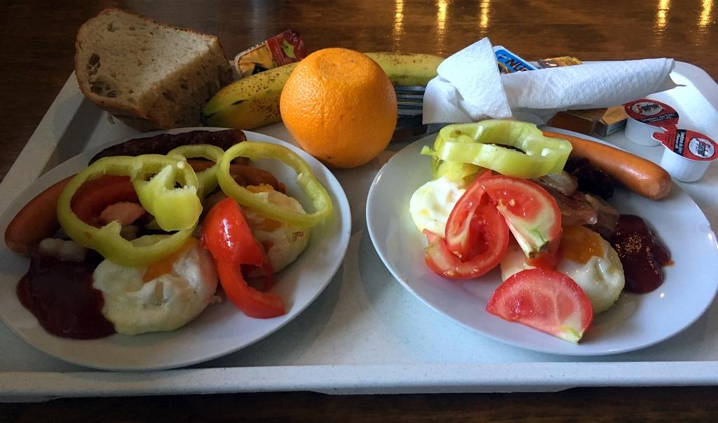 Popradské Pleso Horský Hotel breakfast