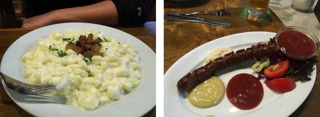 Popradské Pleso Horský Hotel food