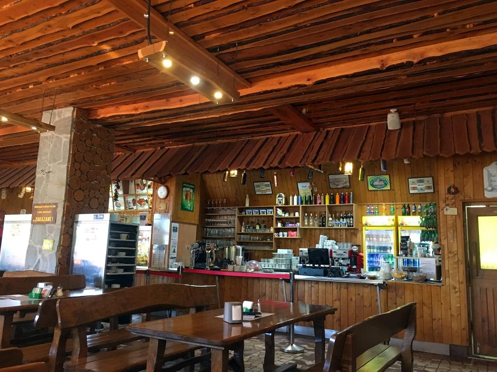 Popradské Pleso Horský Hotel restaurant