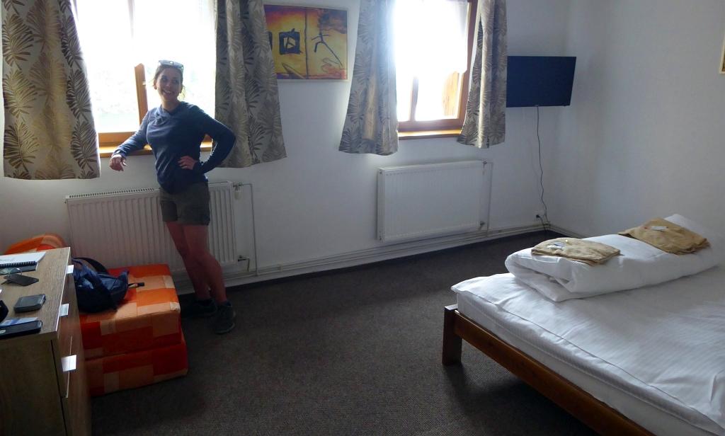 Popradské Pleso Horský Hotel room