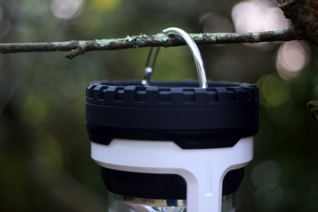 Review Coleman Twist 300+ Lantern Hook Clip