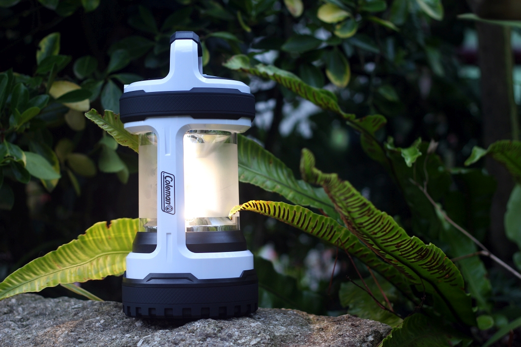 Review Coleman Twist 300+ Lantern