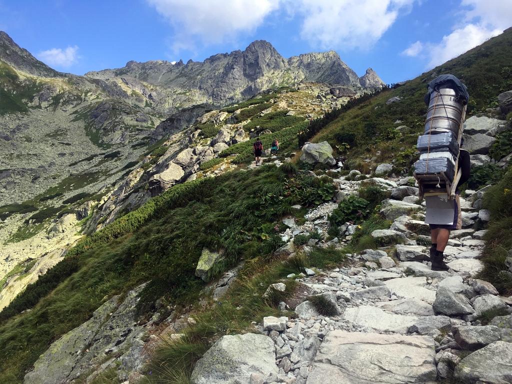 Sherpa High Tatras