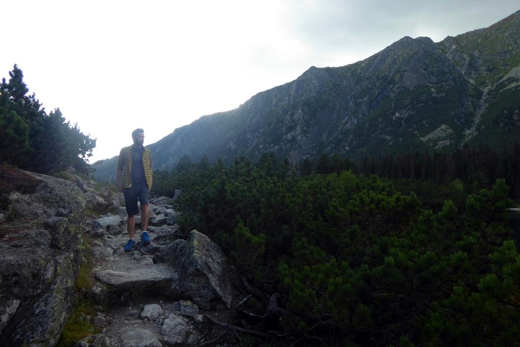 Sherpa Shorts Mountains