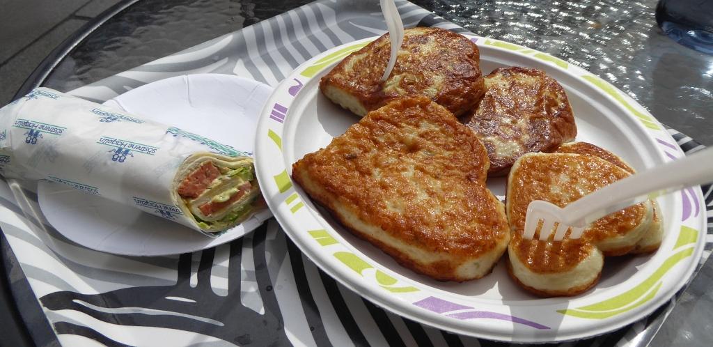 Sostrene Hagelin Fish Cakes