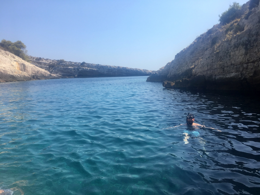 Split Sea Swimming Snorkelling