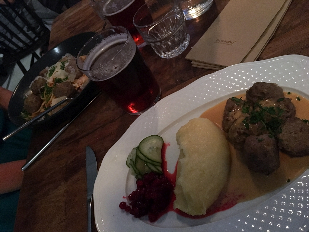 Stockholm Meatballs For The People
