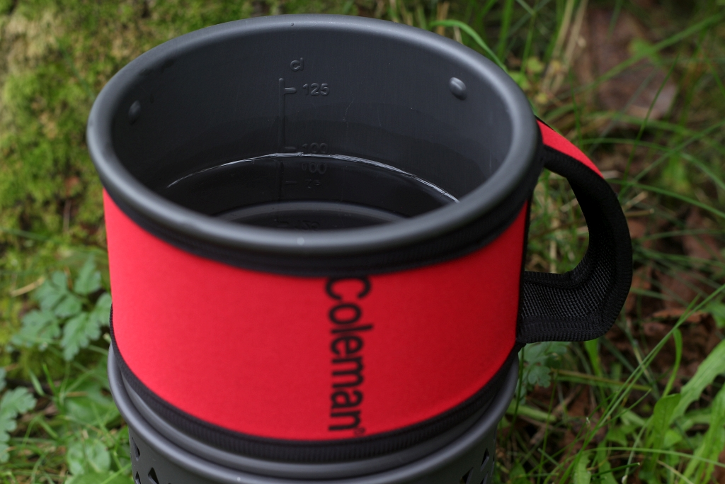 Backpacking Stove Coleman PCS Fyrestorm