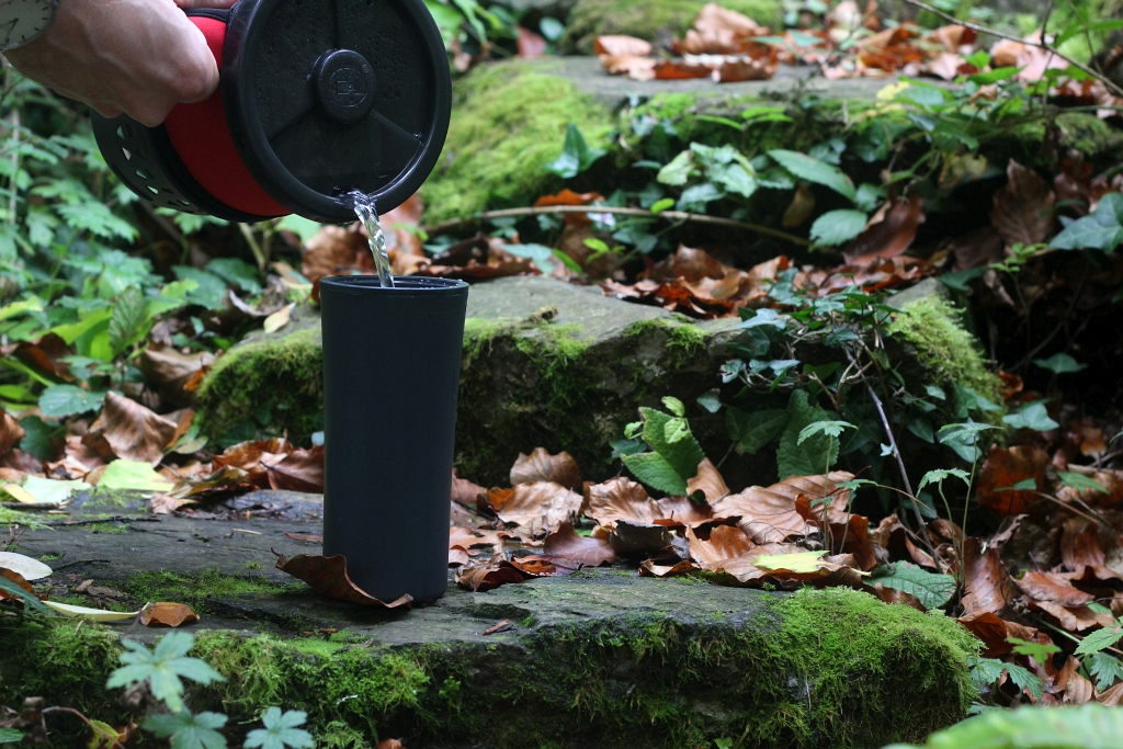 Backpacking Stove PCS Coleman Fyrestorm