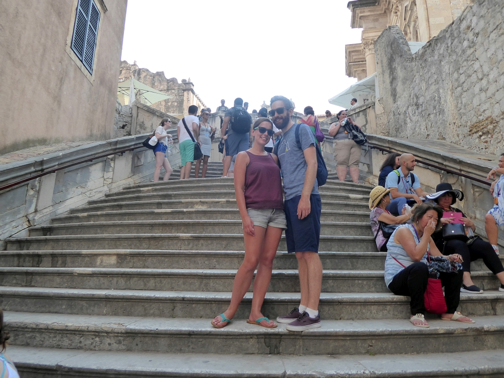 Dubrovnik Game Of Thrones Tour Shame Steps