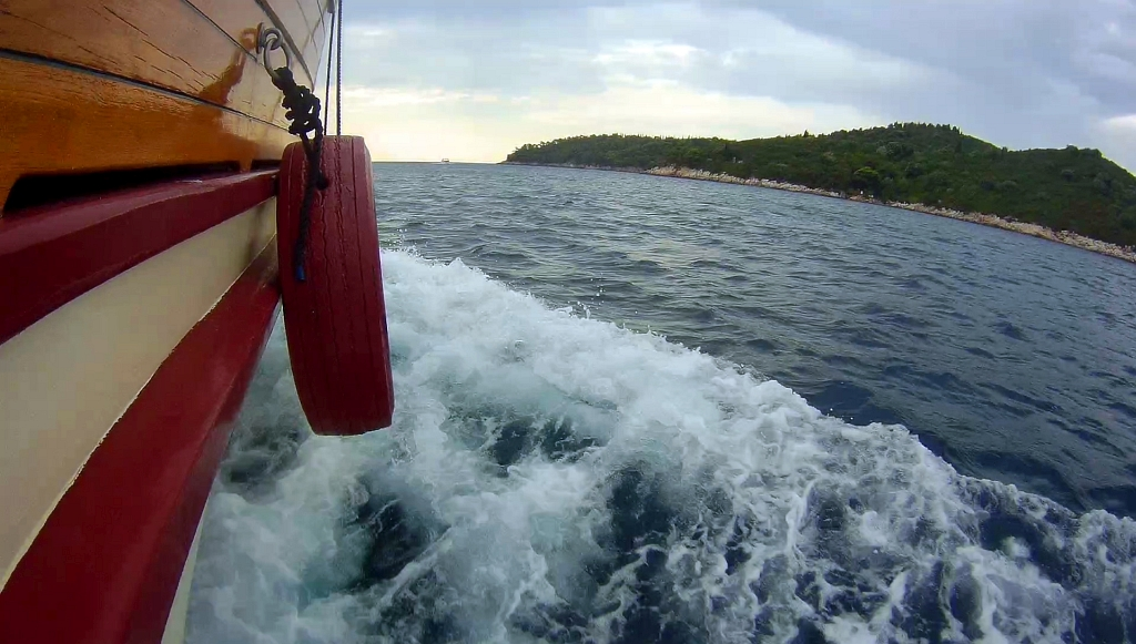 Dubrovnik Lokrum Island Ferry