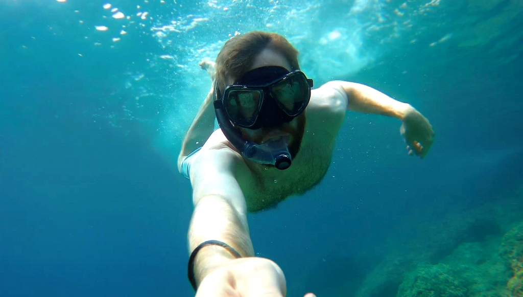 Dubrovnik Underwater Snorkelling