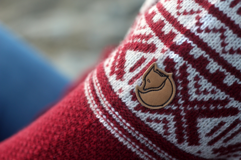 Fjallraven Övik Sweater