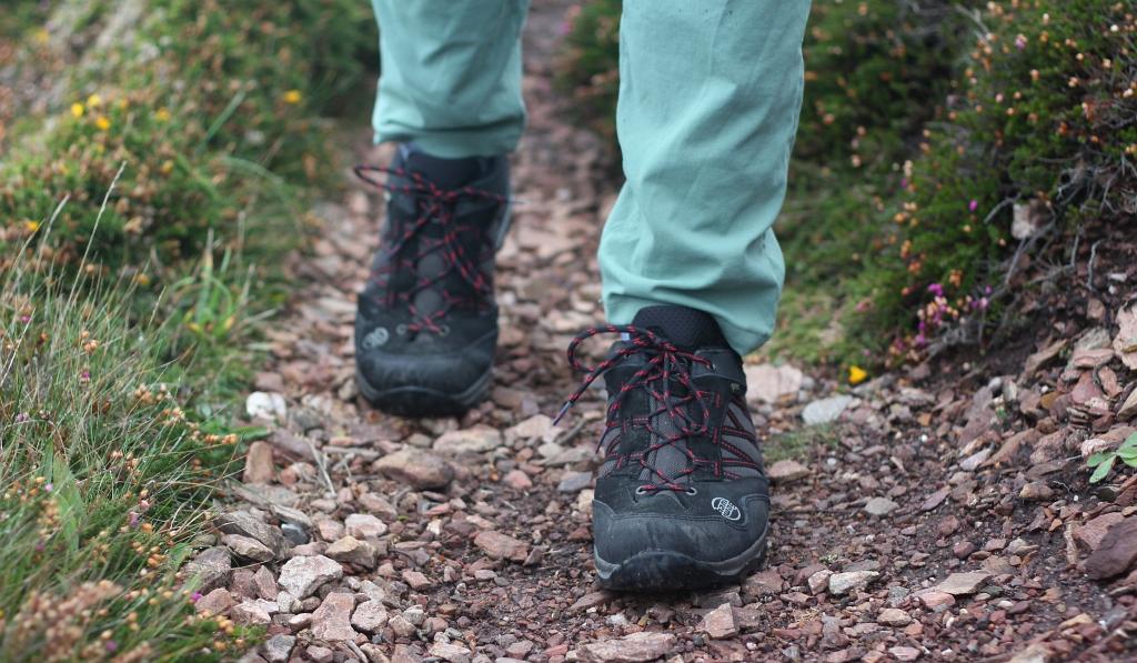 Hanwag Belorado Low GTX Trail Shoe Hike Trek