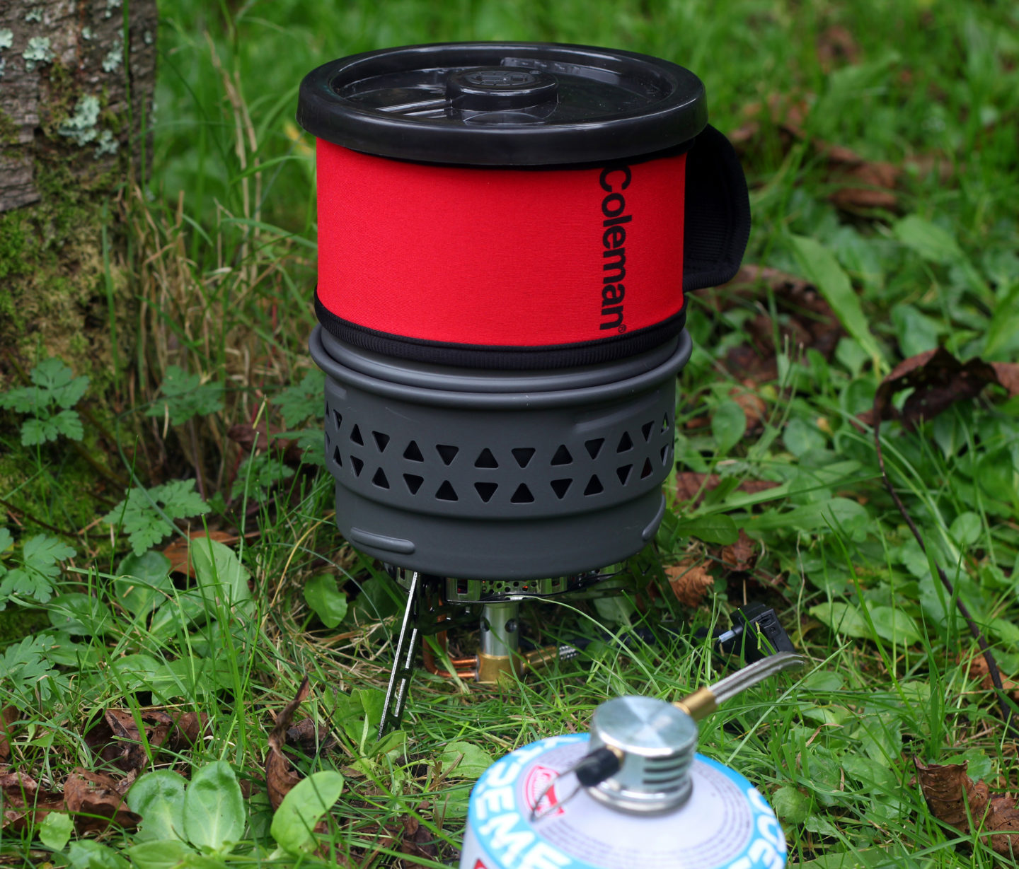 Coleman Fyrestorm PCS Backpacking Stove Review