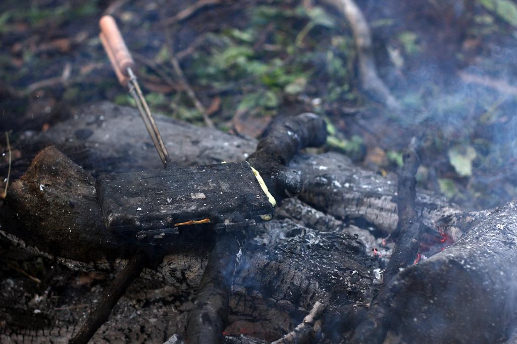 Petromax Fire Waffle Iron