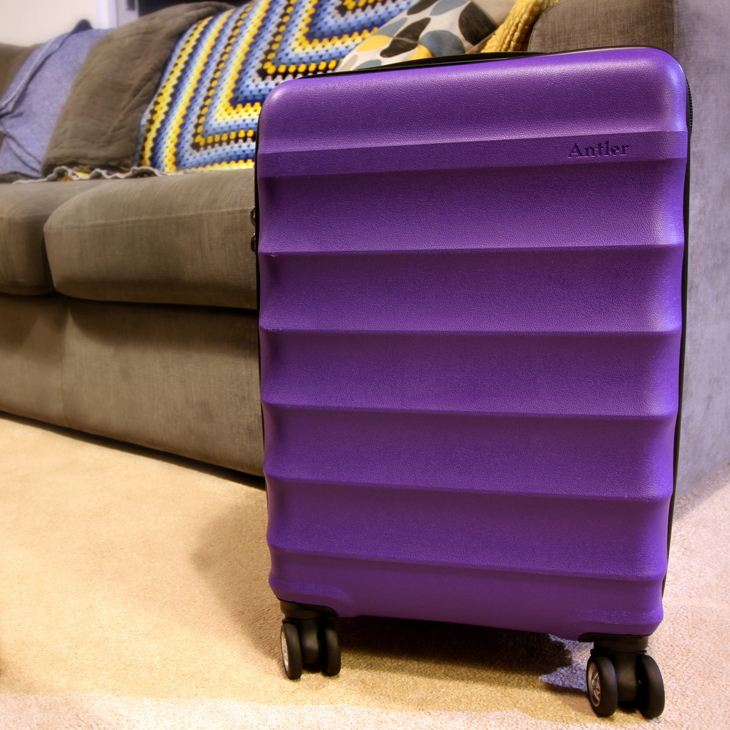 Antler Juno Cabin Suitcase Review