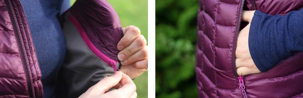 Sprayway Nuna Gilet Down Jacket