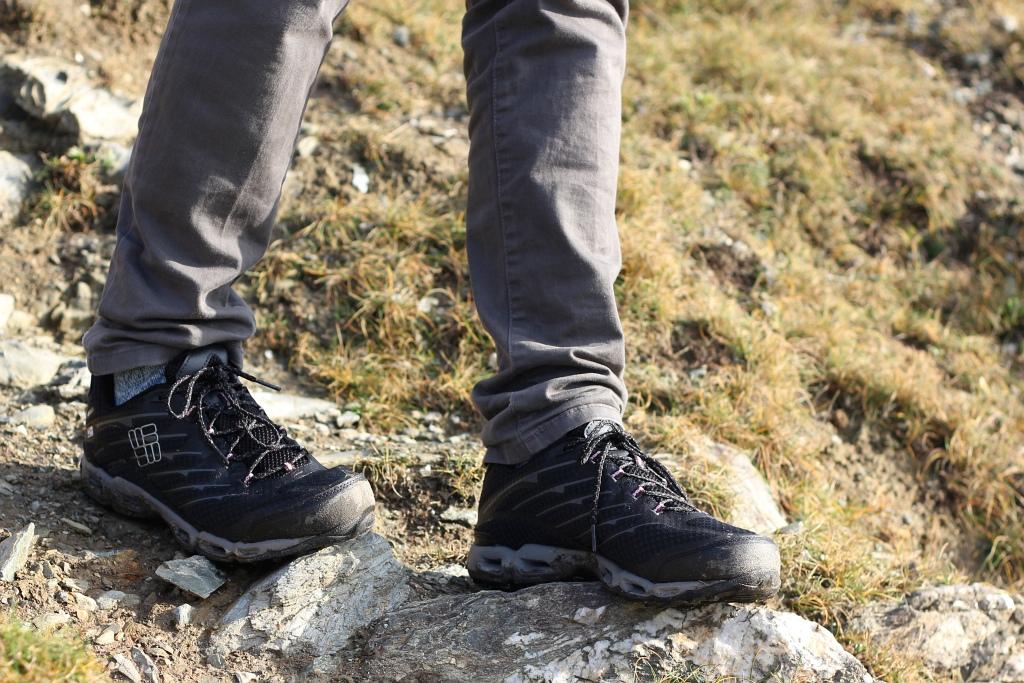 Columbia Outdry Walking Shoe