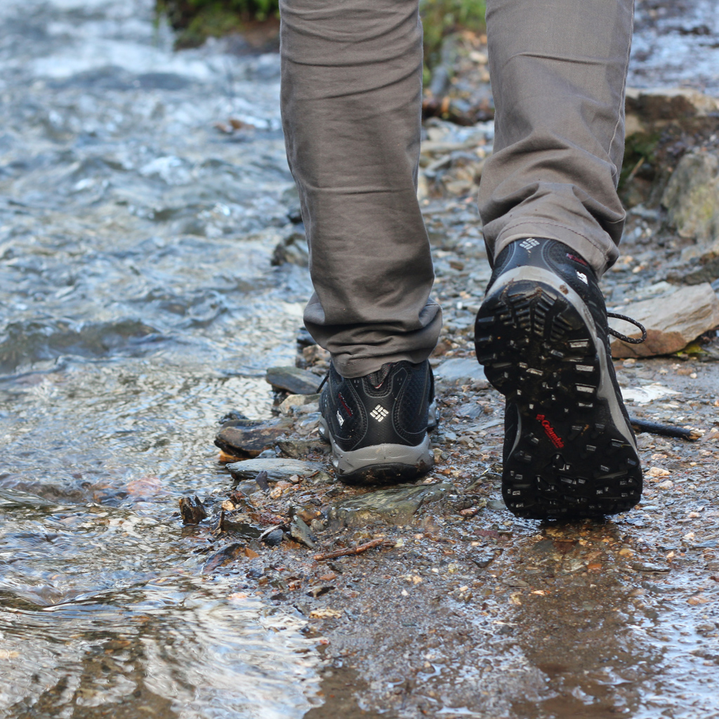 Men's Columbia Ventrailia II Outdry Shoe Review