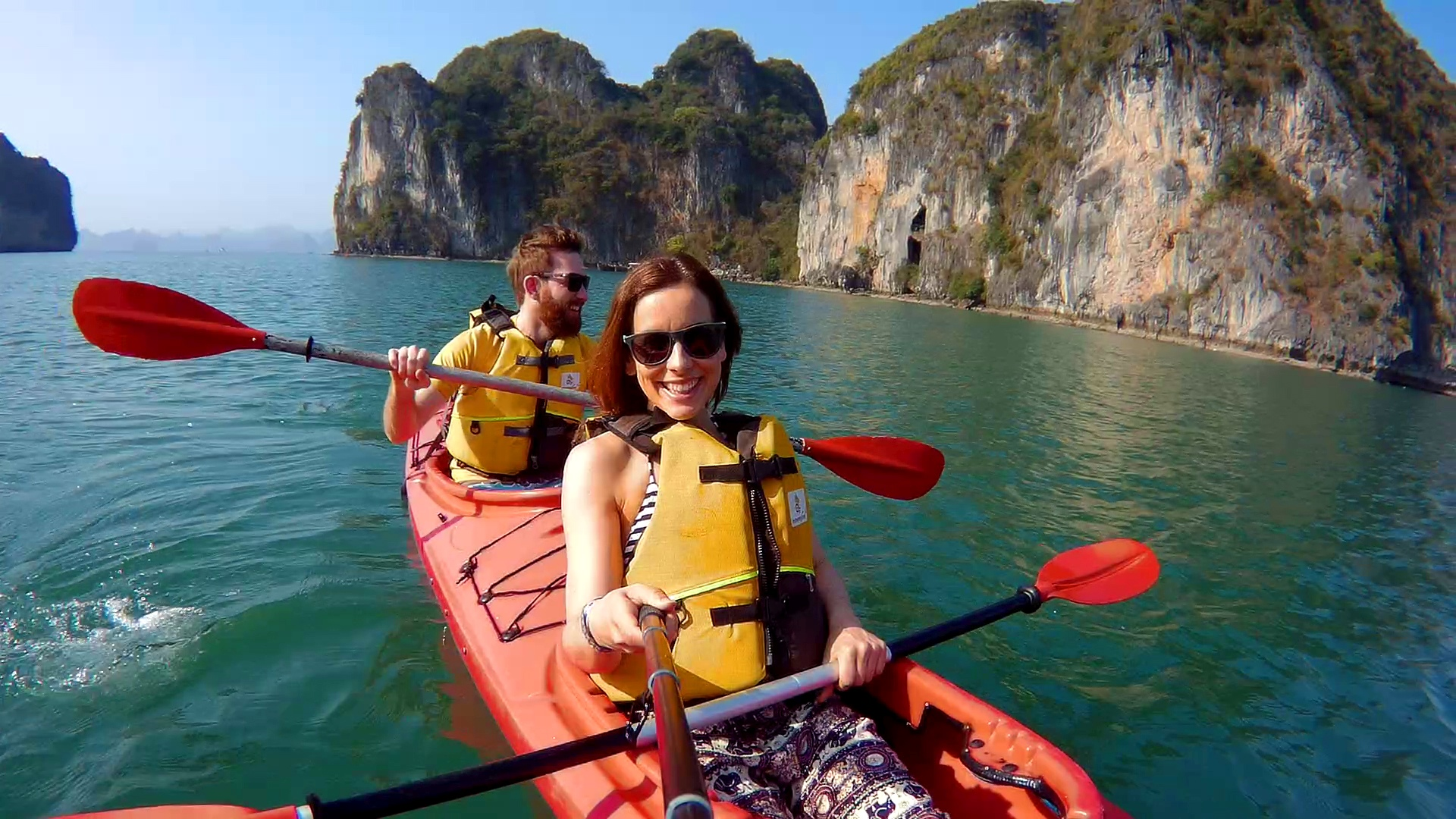 Halong Bay Kayak Islands