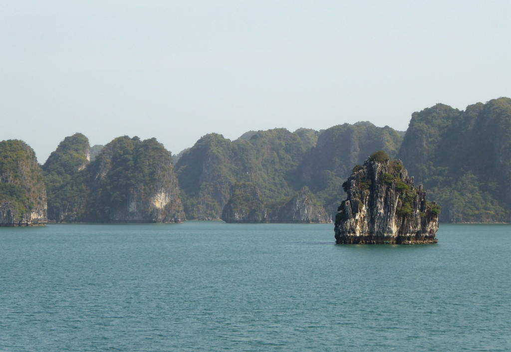 Halong Bay View Islands
