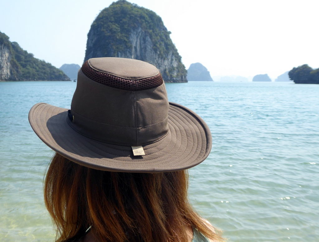 Halong Vietnam Beach Tilley Hat