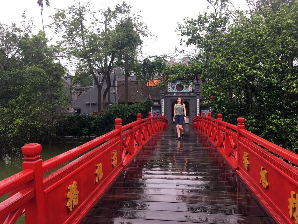 Hanoi Bridge