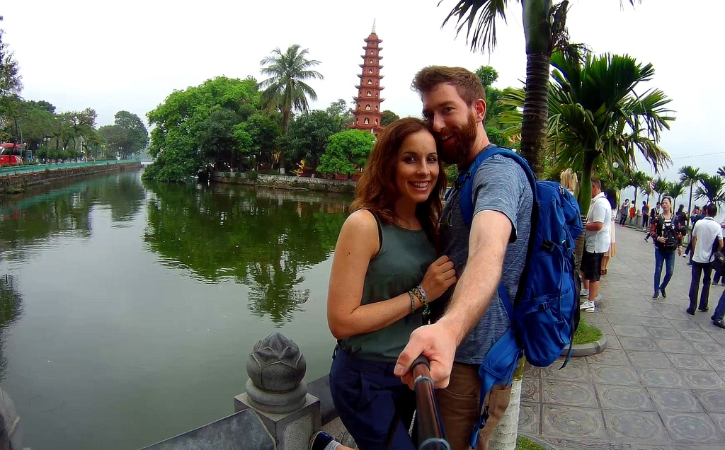 Hanoi Pagoda