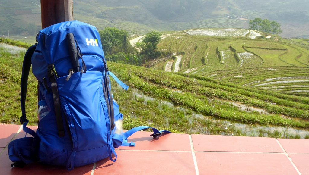 Sapa Trekking Helly Hansen Backpack